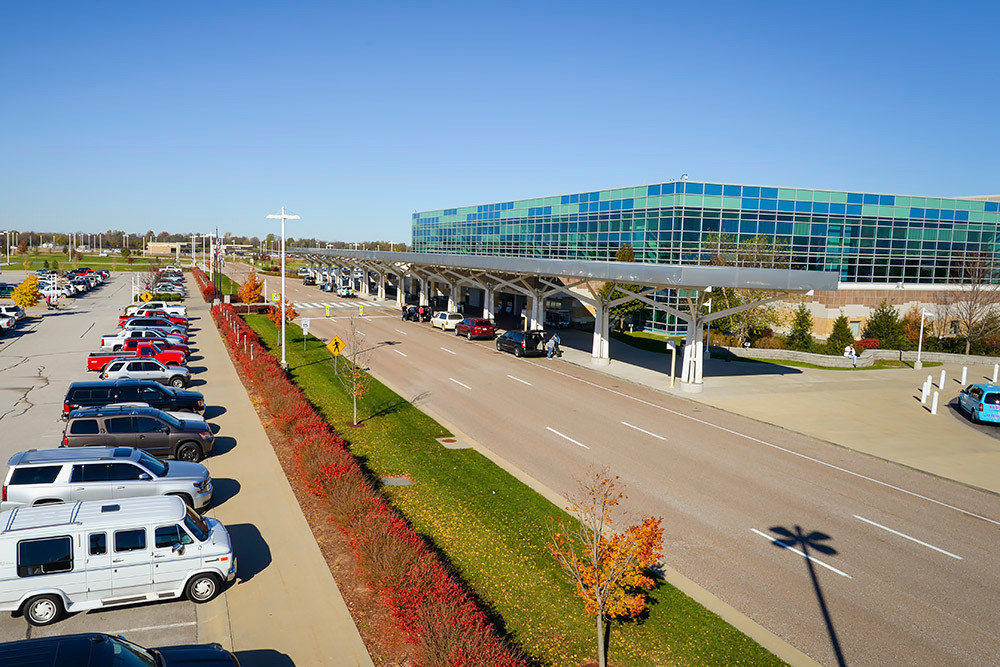 The Springfield-Branson National Airport may take a capacity hit of up to 10%, a spokesman says.