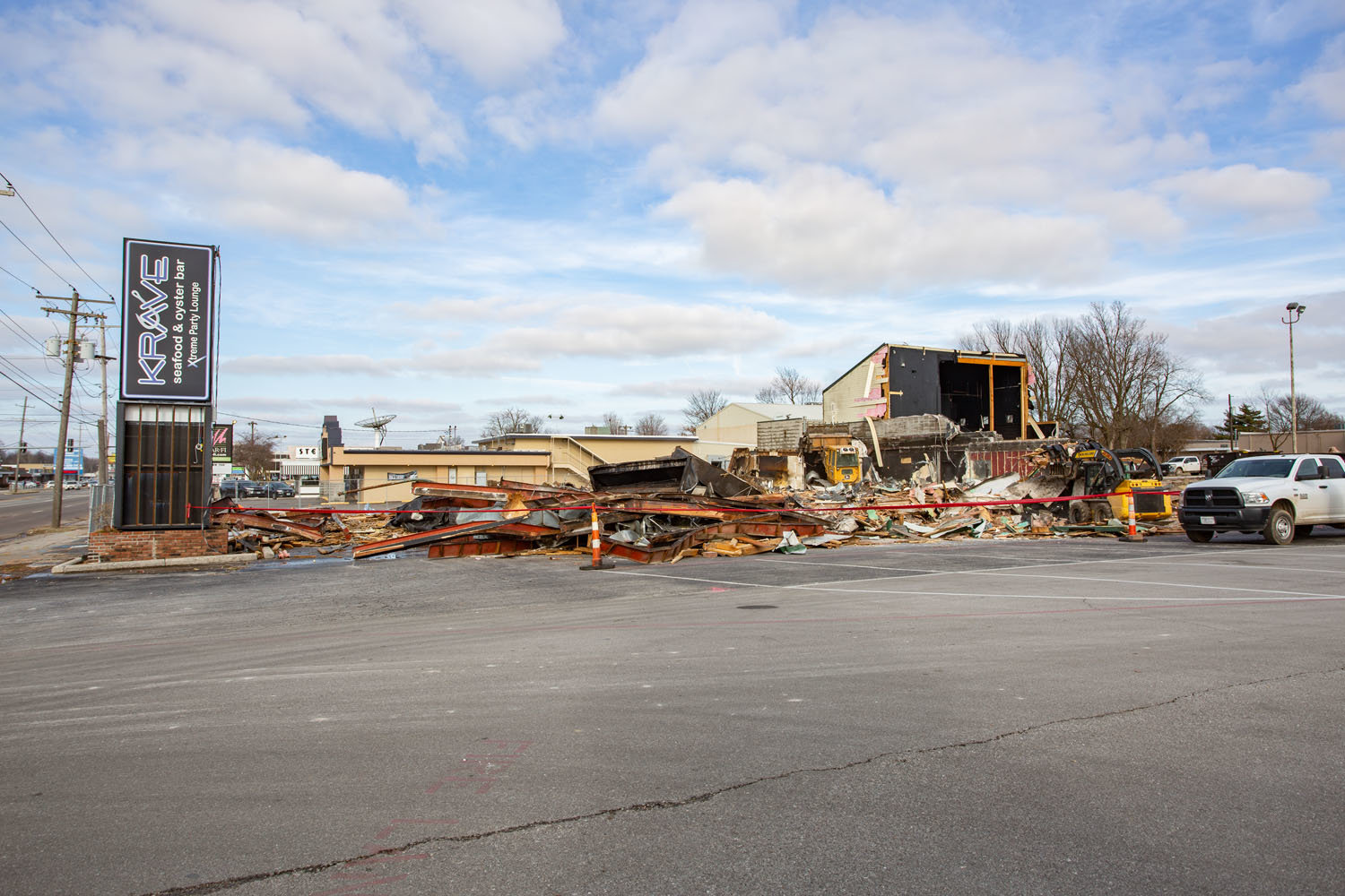 KRAVE NO MORE
