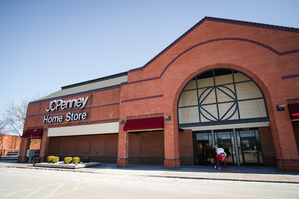 Burlington is taking over the former JCPenney Home Store space in Primrose Marketplace.