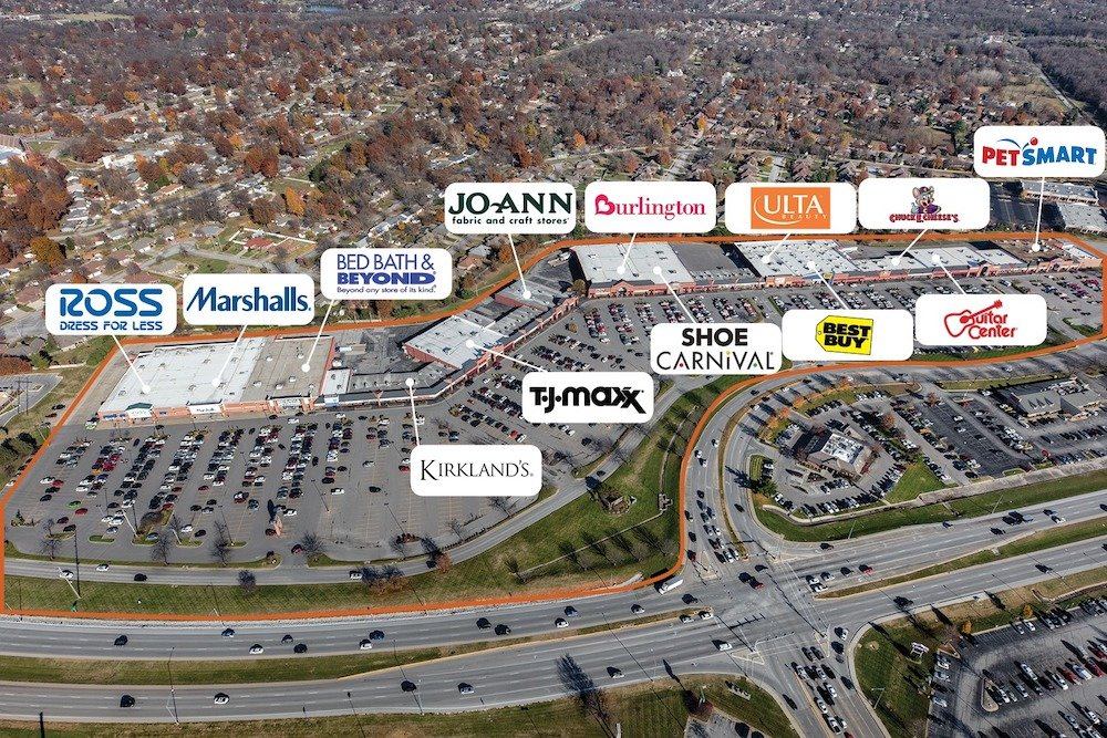 The retailer joins tenants including Ross, PetSmart and Bed Bath & Beyond at the center along South Glenstone Avenue.