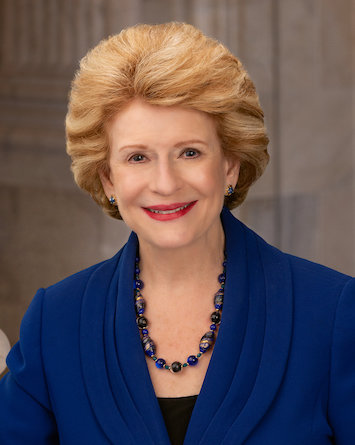 Debbie Stabenow co-authored the opinion piece.