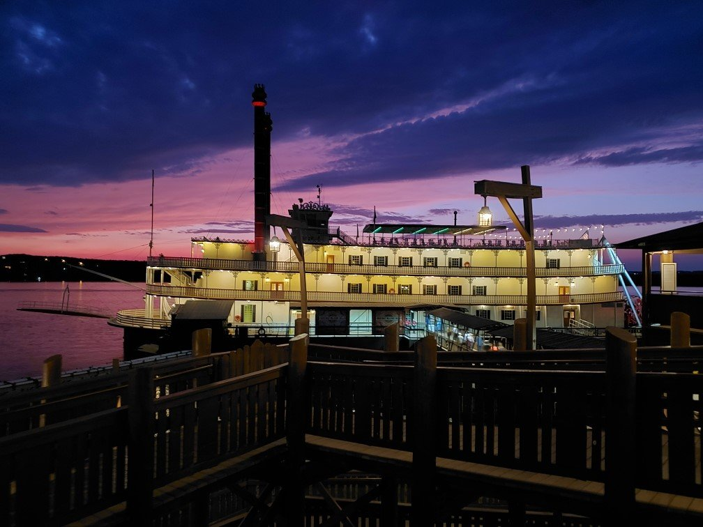 Showboat Branson Belle also is temporarily closed for business.