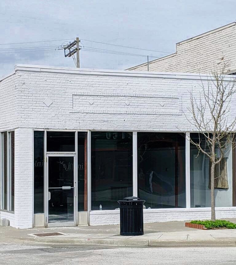 The 301 W. Commercial St. store is scheduled to open in May.