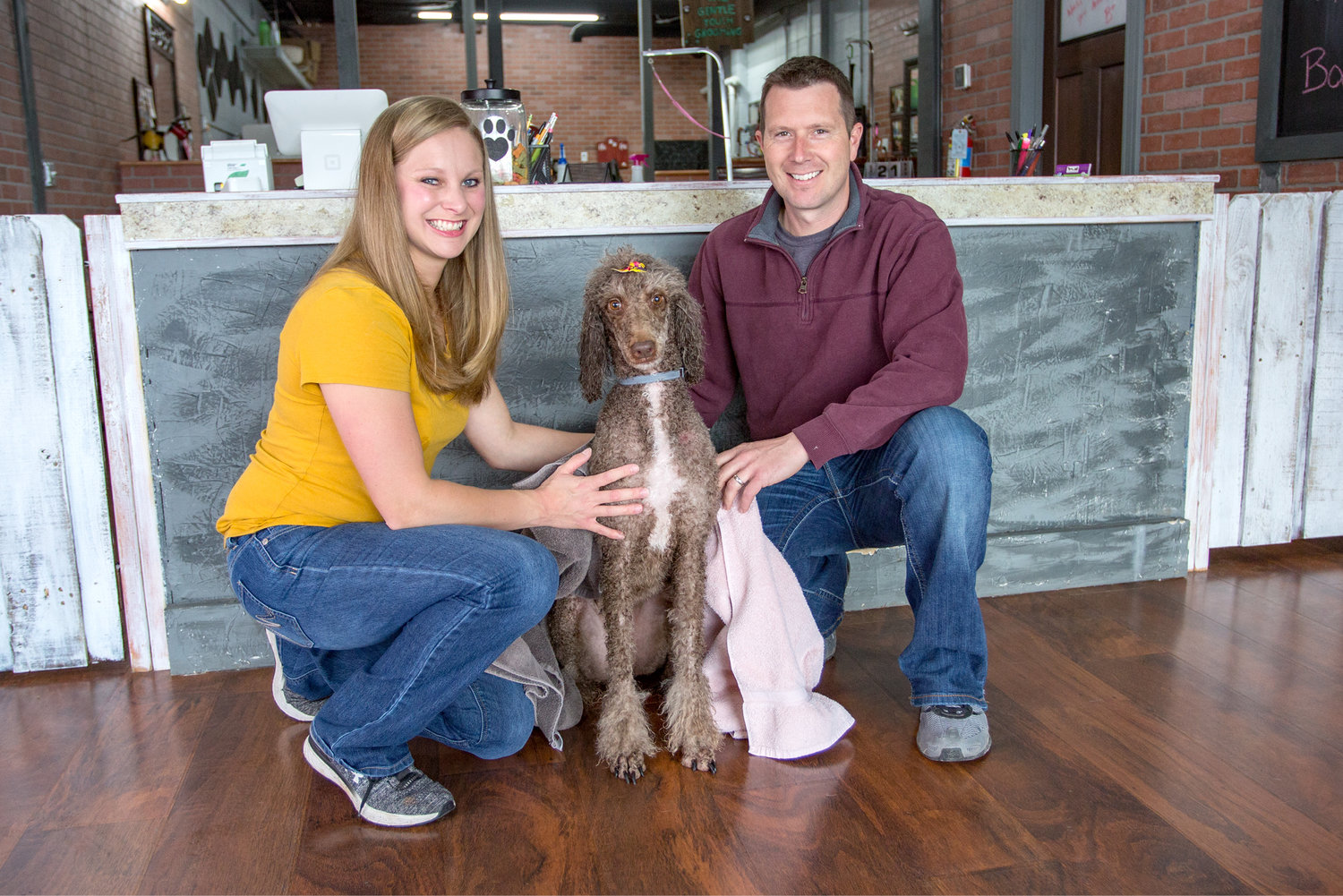 Open for Business: Four Paws Salon LLC | Springfield ...