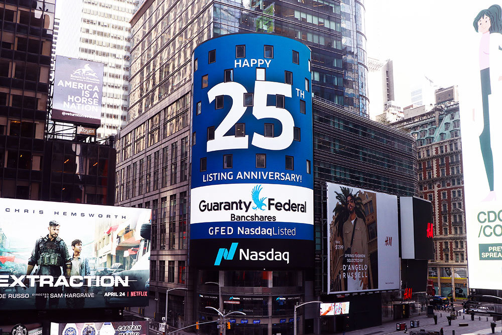 NASDAQ MILESTONE