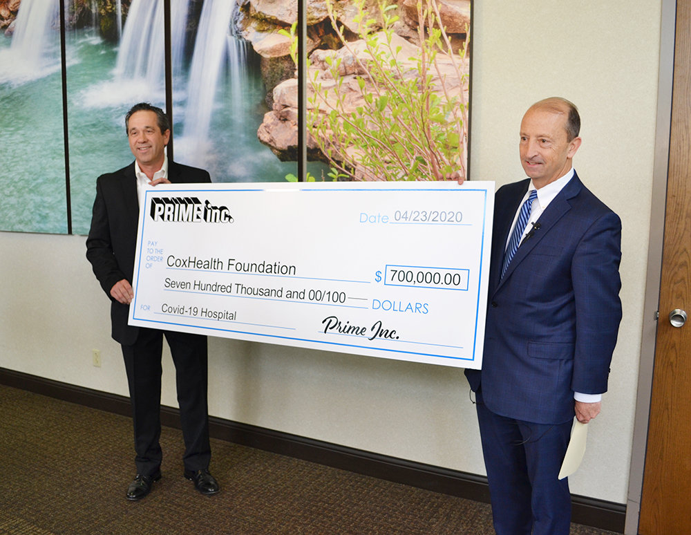 PRIME GIVING
