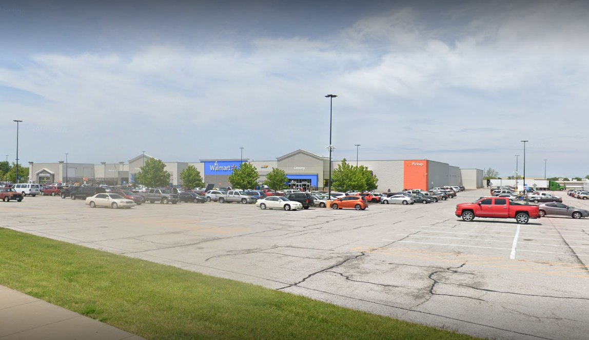 A symptomatic individual on May 10 went to Walmart, 1923 E. Kearney St., health officials say.