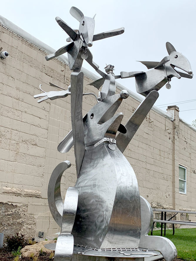 TO THE HEROES