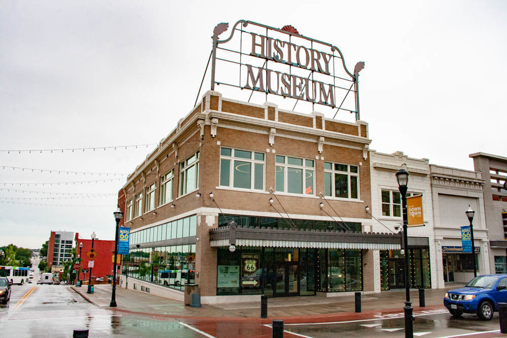 The History Museum on the Square reopens Thursday after a two-month hiatus.
