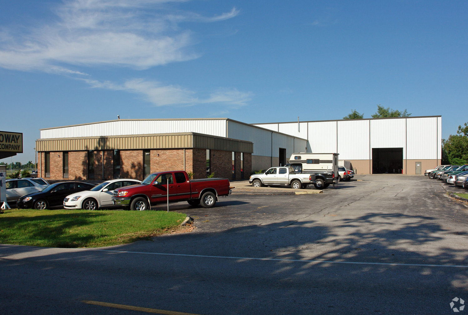 Holloway America plans to use its new building to produce larger scale equipment.