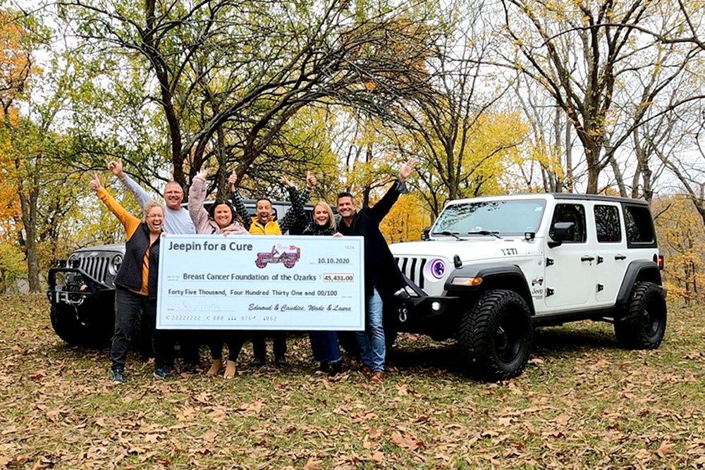 JEEPS THAT CARE