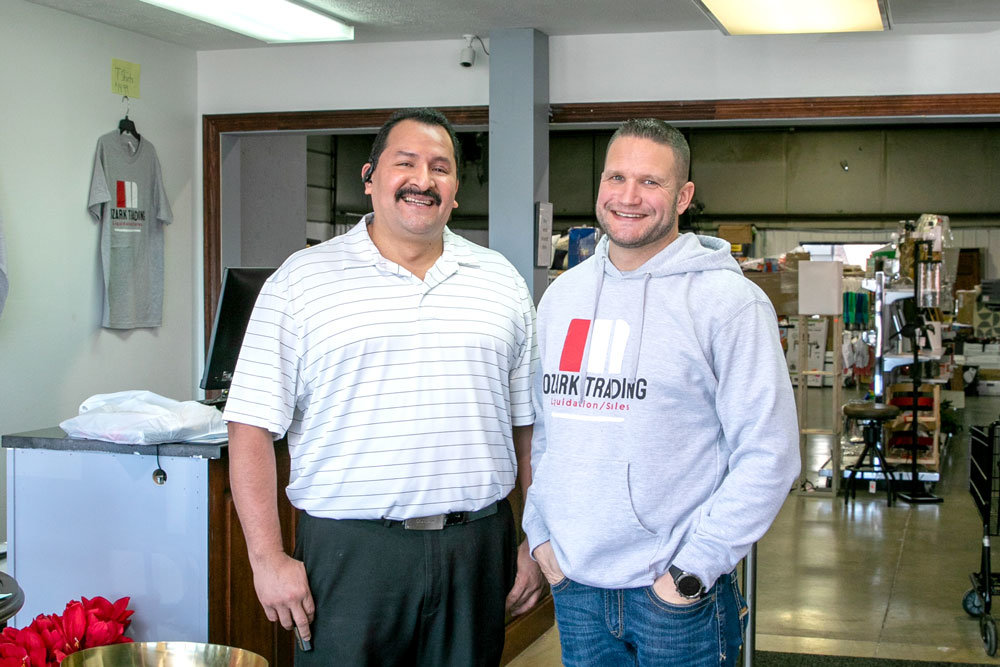 Ricardo Rodriguez and Josh Tuning, Ozark Trading and Liquidation LLC