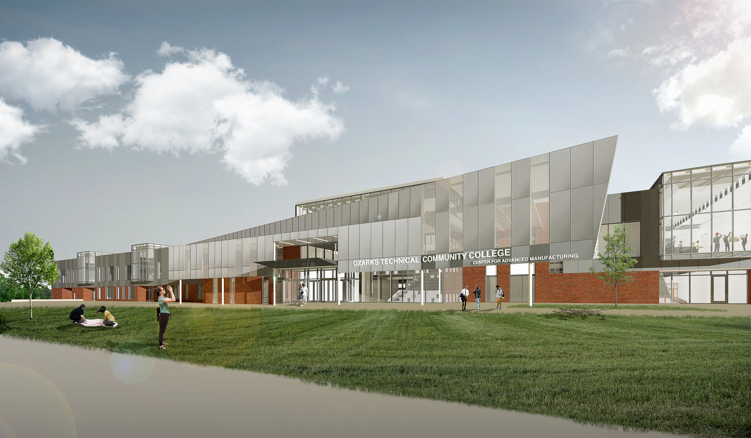 A Thursday groundbreaking ceremony is scheduled for Ozarks Technical Community College's Center for Advanced Manufacturing.
