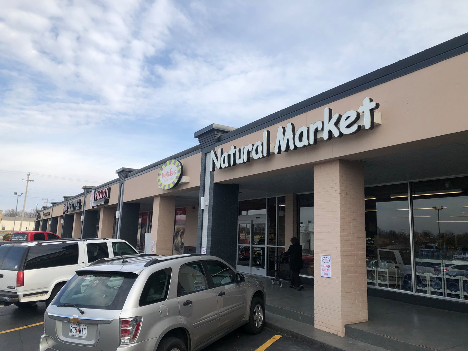 MaMa Jean's Natural Foods Market's 228 W. Sunshine St. store is less than a mile from its previous location.