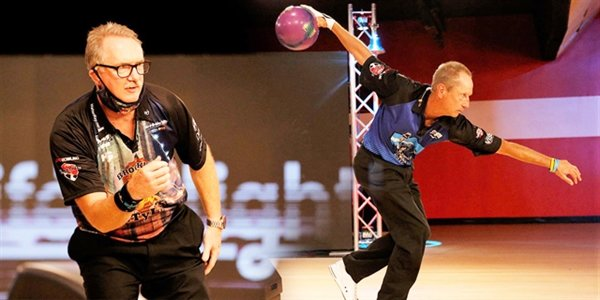 Walter Ray Williams Jr., left, and Pete Weber have announced their retirement from the regular (national) Professional Bowling Tour, but they will still compete in the PBA50 Tour and the PBA  Regional Tour.