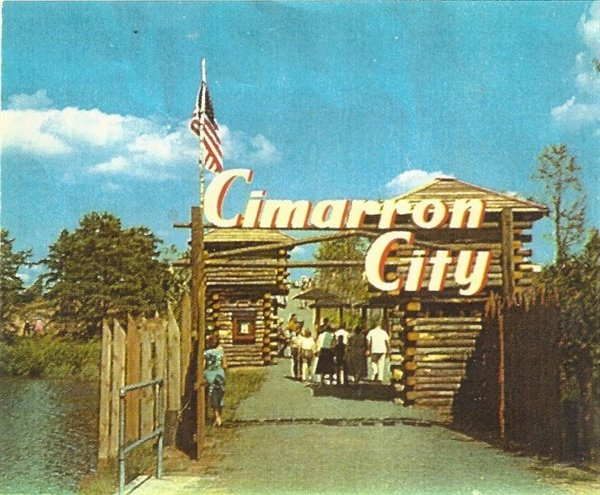 The western themed park, Cimarron City in Monticello was one of the charter members of the Catskills Attractions Association.