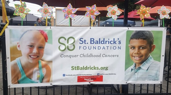 Lou Monteleone of the Pizza Piazza in Eldred will be sponsoring a virtual and covid protocoled scaled back St. Baldrick's Foundation Day on Sunday, September 13 from Noon until 6 p.m. All the Day's proceeds will be donated to the Foundation's efforts to fund research and treatments for pediatric cancers.