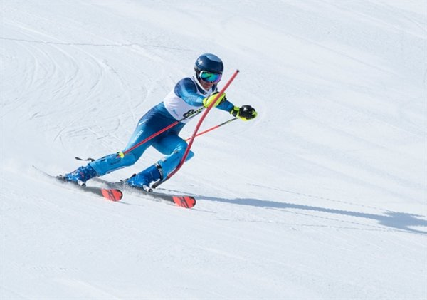 Monticello's Shane Bittinger has had a great high school ski career.
