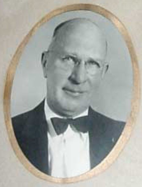 """J. Maxwell Knapp of Hurleyville was one of four men to serve as Sullivan County Clerk in less than a year in 1953-54. (Photo from """"Early Masonry in Monticello and Sullivan County"""" by Alvin O. Benton)"""
