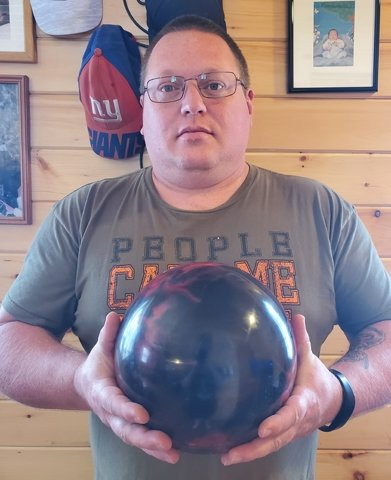Liberty bowler Jason Rogers scored his first career 300 game Dec. 11 in the Kiamesha Lanes Friday Mixed league.
