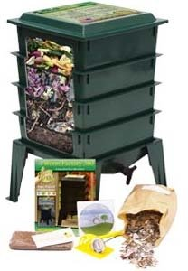The Worm Factory 360 Composting Bin