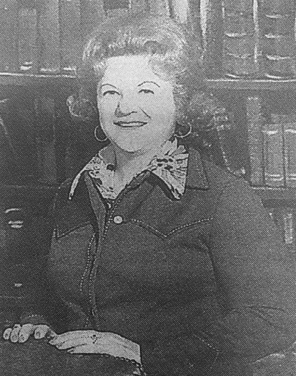 On March 19, 1974, Anne Kaplan of Monticello became the first woman ever elected mayor in Sullivan County's history.