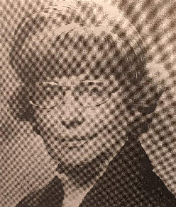 "Long time Liberty Mayor Ida ""Skippy"" Frankel"
