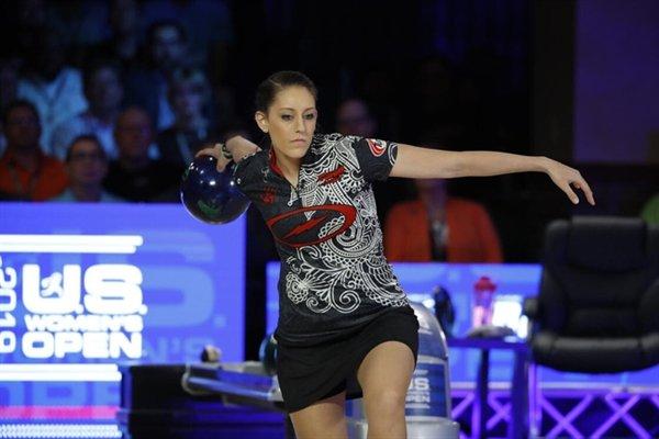 Reigning U.S. Women's Open Champion Danielle McEwan.