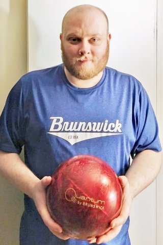 Liberty bowler Kyle Stevens sets new house record bowling an 877 at the Quinnz Pinz bowling center in Middletown.