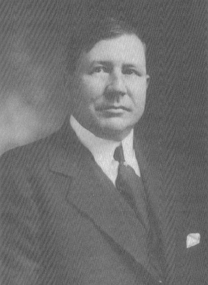 Sullivan County Court Judge George L. Cooke presided over the trial of five of the Farm Rest Bandits in December of 1935.
