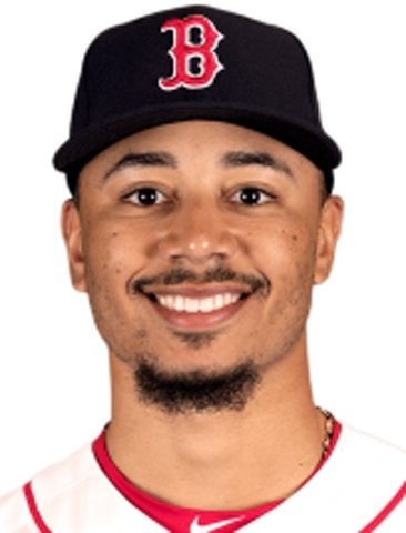 The great Boston Red Sox outfielder Mookie Betts, bowled last week in Professional Bowling Association Tour competition.