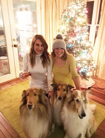 I had the pleasure of visiting with Allysa Torey (and her beautiful dogs) a few years ago. She has made such an impact on my cooking at an early age. I was 15 when I received her cookbook.