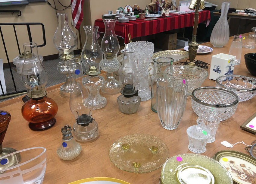 """The Board of the Sunshine Hall Free Library will be holding their Town's Treasures and Trinkets Sale on Saturday, August 7th from 10:00 - 5:00 p.m. According to Board member Kari Margolis, who curates all the donations, to make sure they are in excellent condition """"after the year we all lived through it will be great to get out and have some fun. Everything will be very reasonably priced to sell."""" For donations for the sale contact Kari for drop off information at kmargobro@gmail.com."""