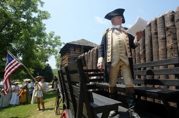 The Declaration of Independence and a Tory response will be read aloud at Fort Delaware on Saturday, July 10.