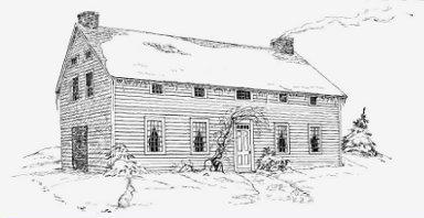 """The John Land House. His story is one of many that will be told at """"Patriots and Loyalists"""" at Fort Delaware tomorrow."""