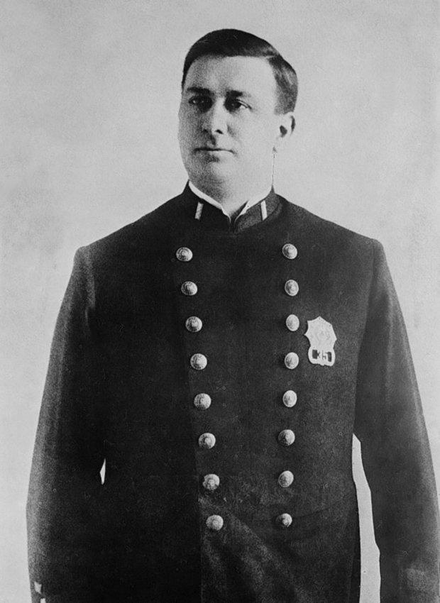 Charles E. Becker circa 1912