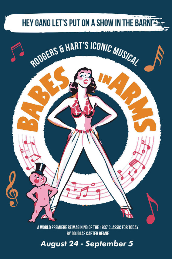 Babes in Arms is a musical from the 1930s that has been reimagined for a modern audience