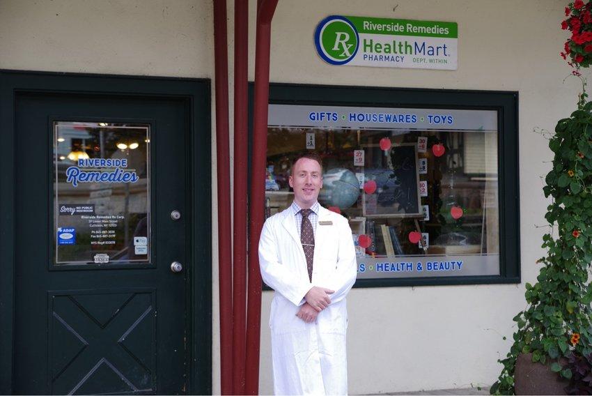 Riverside Remedies Owner Dr. Gene Burns