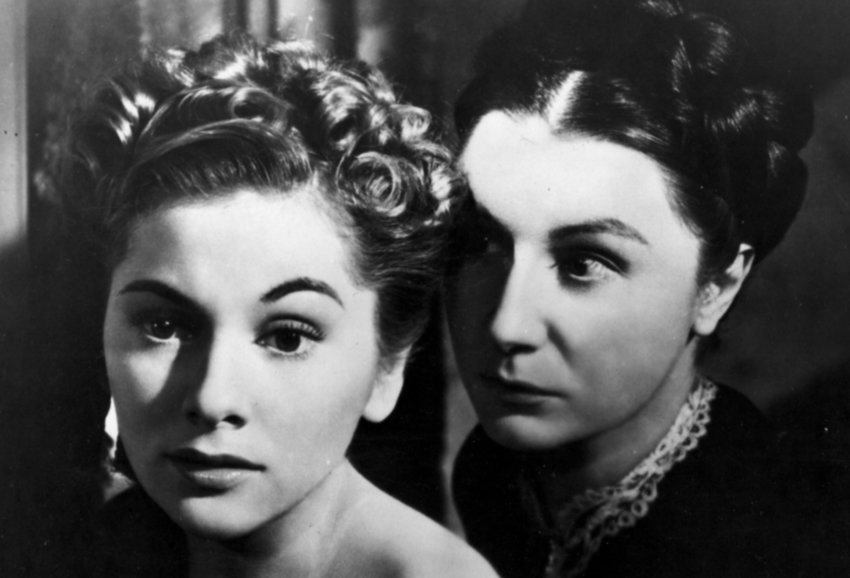 Based on the beloved 1938 gothic novel by Daphne Du Maurier, Rebecca stars Joan Fontaine as a young bride terrorized by the memories of her husband's glamorous first wife.