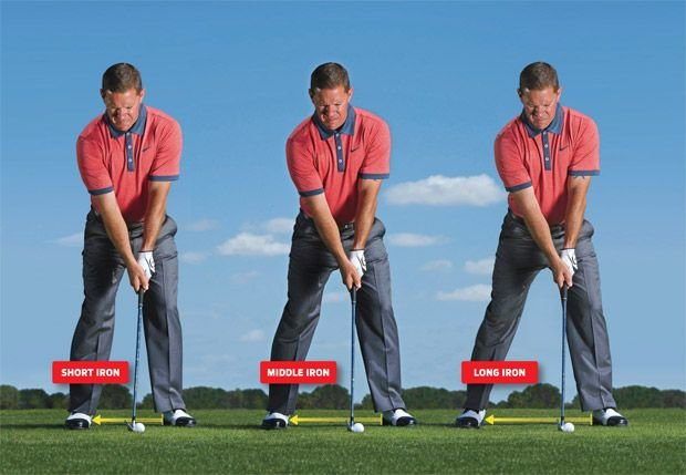 Some of the fundamental steps for good golf chipping.