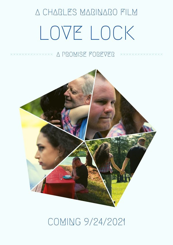 Love Lock is a short comedy/ drama about a man terrified of commitment yet confronted with all of demons at the most critical moment of his life.
