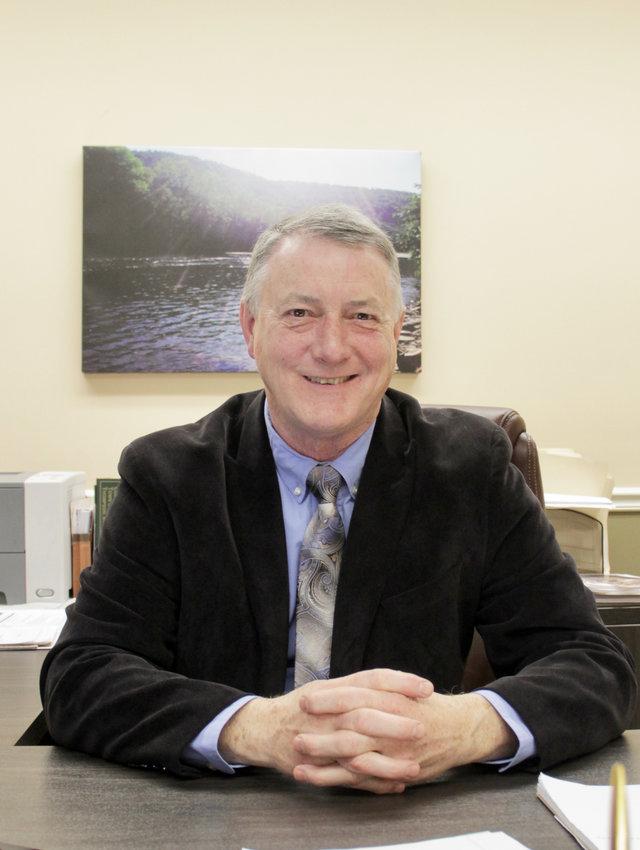 Bill Rieber Jr. is seeking re-election.