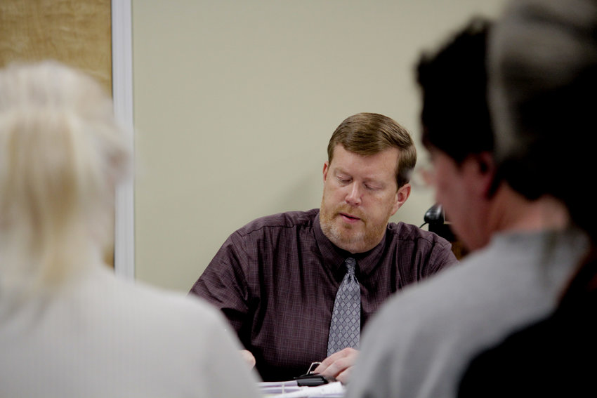 Thompson Town Councilman Scott Mace is seeking to become the Town of Thompson's next supervisor.