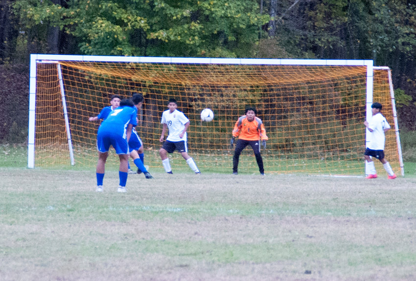 Fallsburg had a hard time slowing down Ellenville in the final minutes of the second half, allowing four goals to find the back of the net in the final 7 minutes of their playoff loss.
