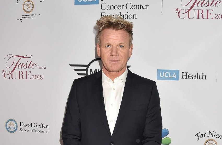 Gordon Ramsay to open cookery school