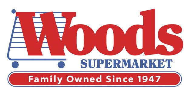 Woods Supermarket logo