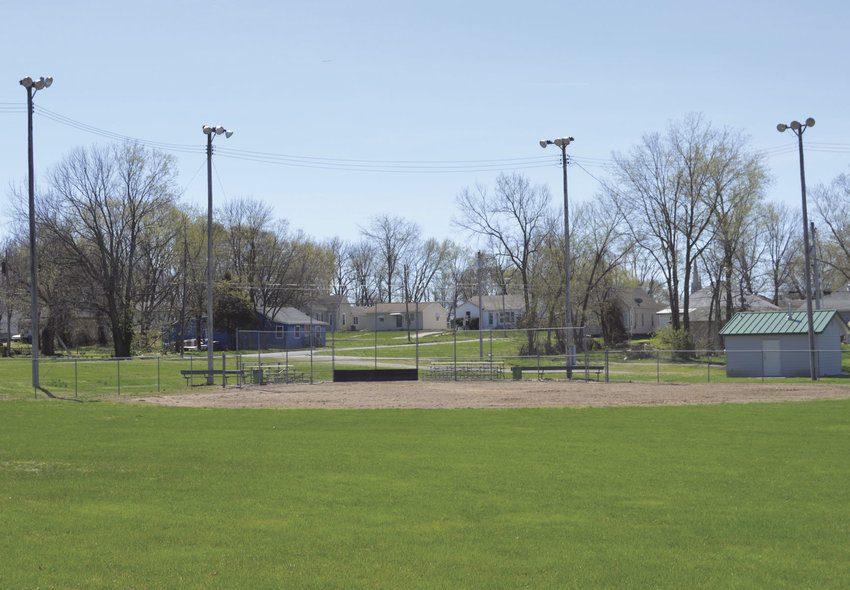 The Hubbard Park area will be the focus of a cleanup May 18, which will be done by the City of Sedalia and volunteers.