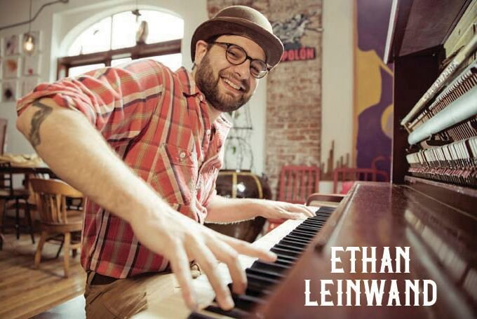 "Entertainer Ethan Leinwand, of St. Louis, will be one of two musicians featured in the first episode of the ""Syncopated Saturday Night"" series hosted Sept. 26 and sponsored by the Scott Joplin International Ragtime Foundation. The series is free, although donations to the foundation will go to the musicians."