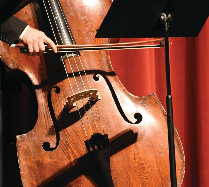 The Sedalia Symphony will live-stream its third concert of the 86th season at 7 p.m. Sunday. The event is free.