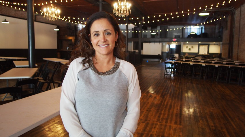 Michelle Quattlebaum of The Venue survived 2020 by attention to detail in a wedding-oriented business.